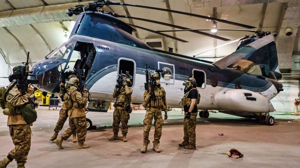 הנסיגה מאפגניסטן – הטרור מרים שוב את הראש