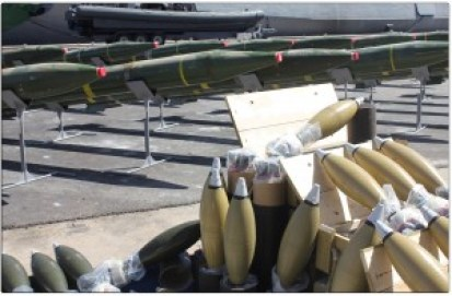 On March 5, 2014, IDF forces intercepted an Iranian weapons shipment to Gaza terrorists.