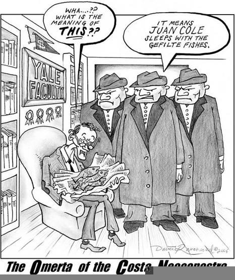 Anti-Semitic Cartoons on Progressive Blogs   Jerusalem