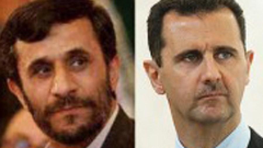 "How Iran Is Helping Assad Suppress Syria's ""Arab Spring"""