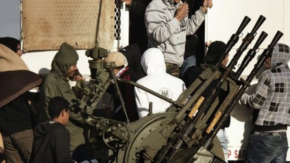 Is Libya Disintegrating as a State?