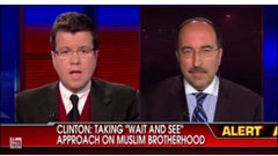 Dore Gold discussing the Muslim Brotherhood with Neil Cavuto on Fox News