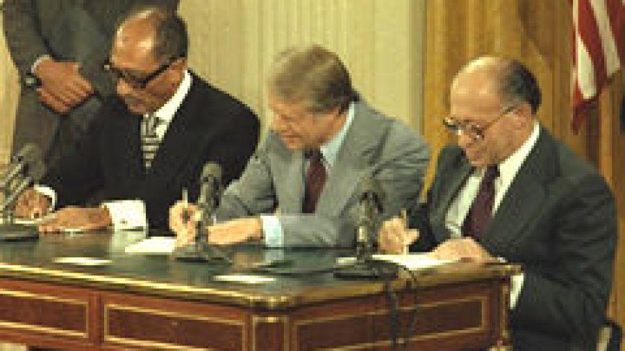 Sinai, the New Egypt, and the Egypt-Israel Peace Treaty