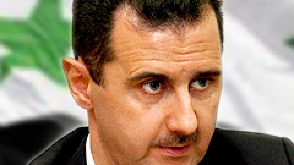 Frustration and Disgust: International Inaction over Syria