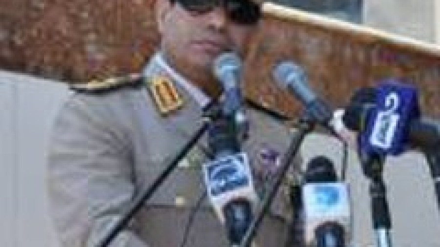 Egyptian Field Marshal Abd El-Fattah El-Sisi: A Profile