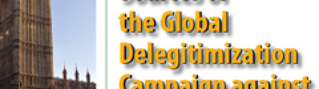 Mapping the Organizational Sources of the Global Delegitimization Campaign against Israel in the UK