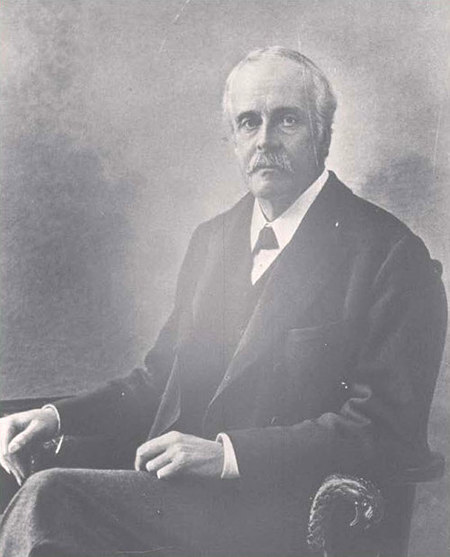 "British Foreign Secretary Arthur James Balfour, 1917 (Israel National Photo Collection) - ""An Overwhelmingly Jewish State"""