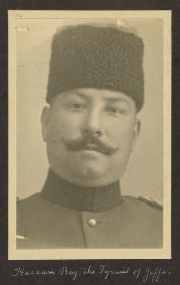 Tyrant of Jaffa