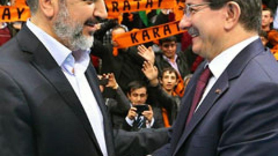 Hamas' New Base in Turkey