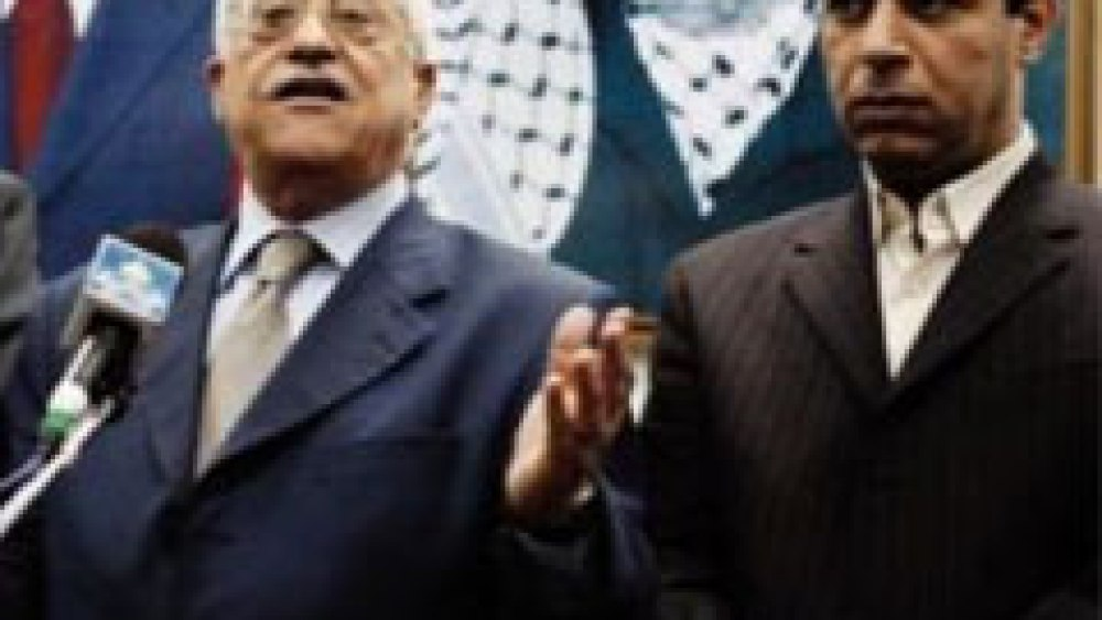 The Hamas, Abbas, Dahlan Triangle