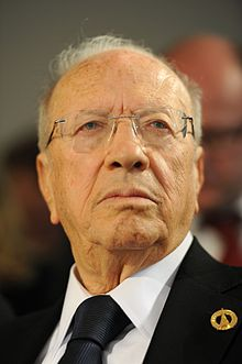 Beji Caid Essebsi, Tunisia's new President