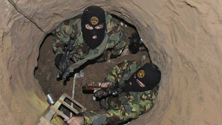 The Terror Tunnels of Gaza