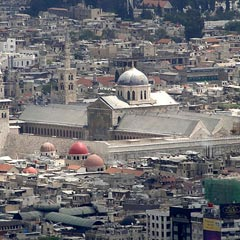 Shi'ites Establish Themselves in Sunni Mosque in Damascus