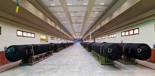 The Qadr and Qiyam long-range ballistic missiles