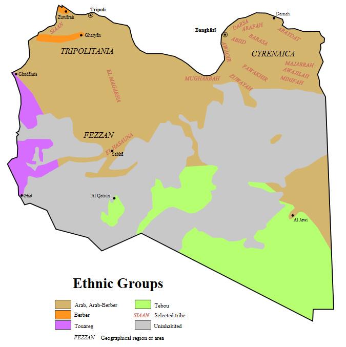 The Libyan Quagmire