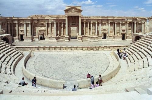 Palmyra, Syria (Wikipedia)