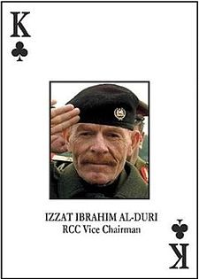 """King of Clubs"" Al-Douri, once one of the U.S. Army's most wanted"