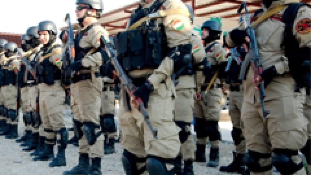 The Status of Western Military Aid to Kurdish Peshmerga Forces