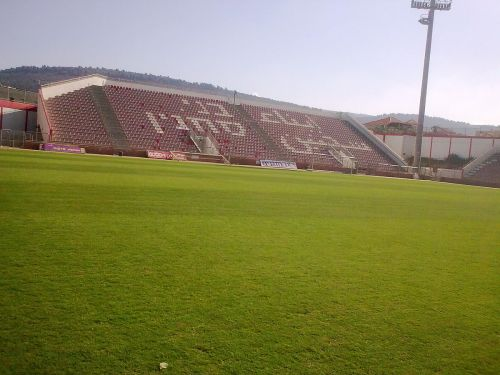 Doha Stadium in Sakhnin (Wiki Commons)