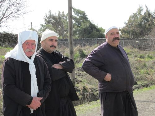 Druze of Israel (source: Matanya, Flickr)