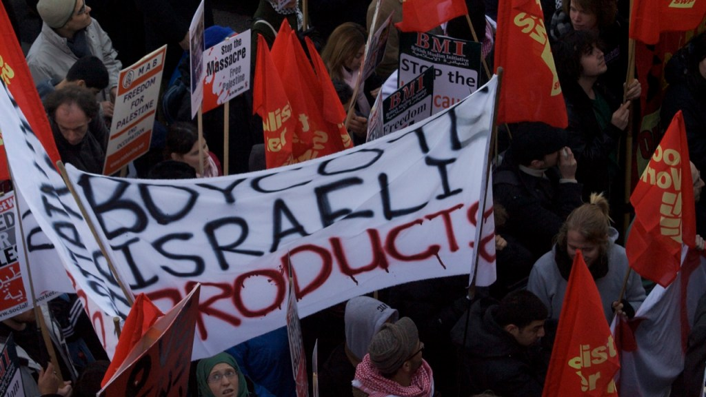 """The """"Peaceful"""" Movement to Destroy Israel"""