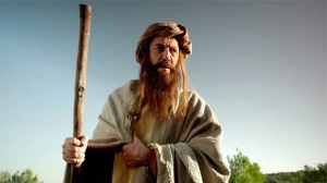 "A prophet from ""The Jews Are Coming"" TV show (Israel Broadcasting Authority)"