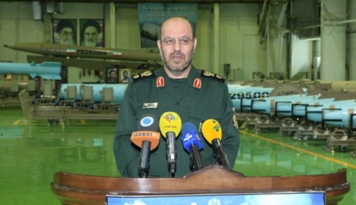 "Iranian Defense Minister Hossein Dehghan ""Will not rest until we see no longer the sinful Zionist regime"""