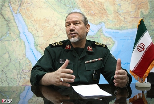 "General Yahya Rahim Safavi, advisor to Khamenei: ""We'll target the Zionist regime"" everywhere"