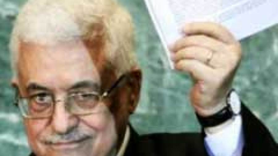Abbas' UN Speech and the Unrest in Jerusalem