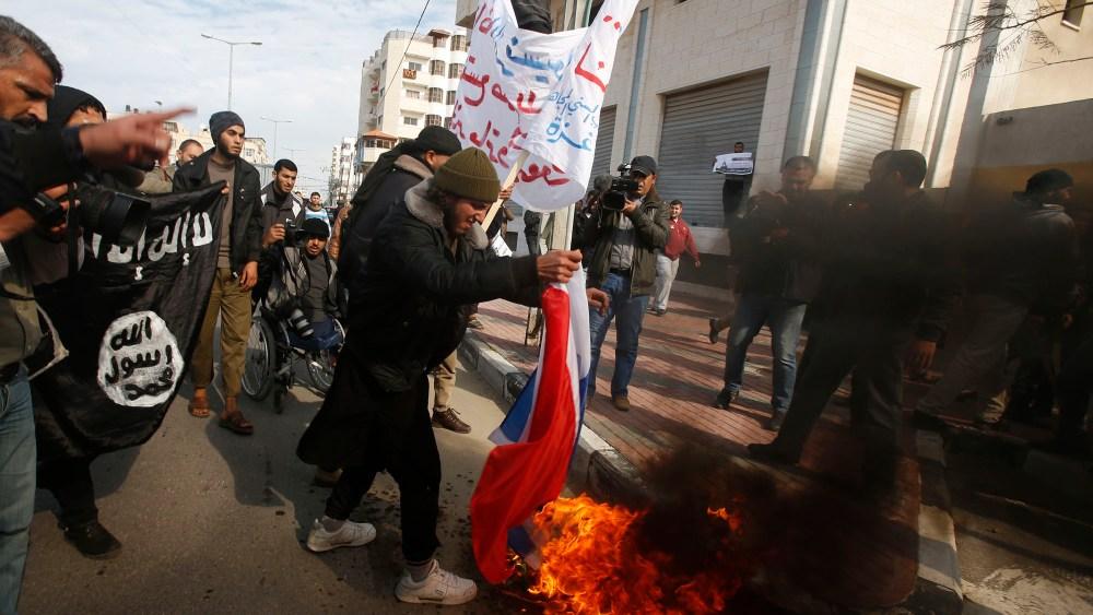 Did Hamas Really Condemn Previous ISIS Attacks in Paris?