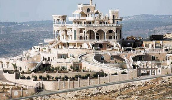 House of Palestinian businessman Mohamed Abdel-Hadi