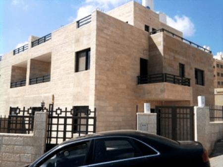 A villa in Ramallah