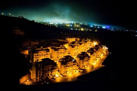 Ethiad, un nuevo distrito de Ramallah