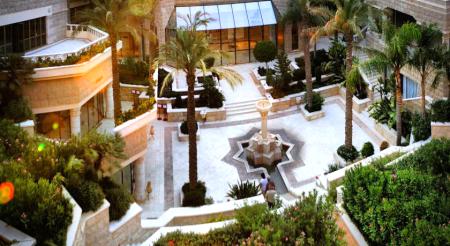 El Jacir Palace Hotel en Belén