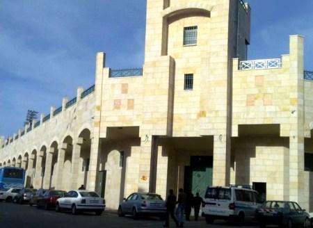 Hussain Ben Ali Stadium, Hebron
