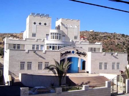 Sa'ir Municipality, north of Hebron