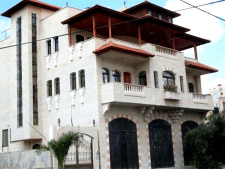 El Edificio Tayeh en Tulkarem