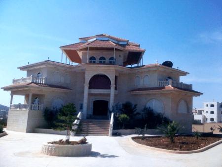 Ash-Sharqiya Mazraa Villa