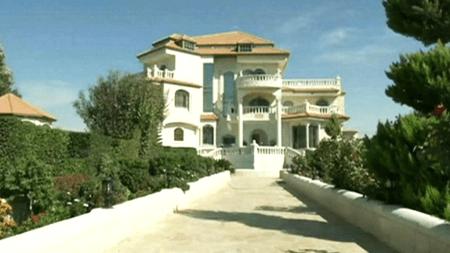 Mazraa ash-Sharqiya villa