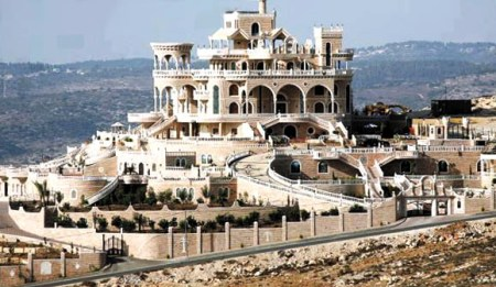 House of Palestinian businessman Mohamed Abdel-Hadi