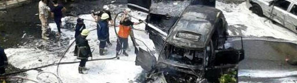 Hamas' Terrorism in Egypt
