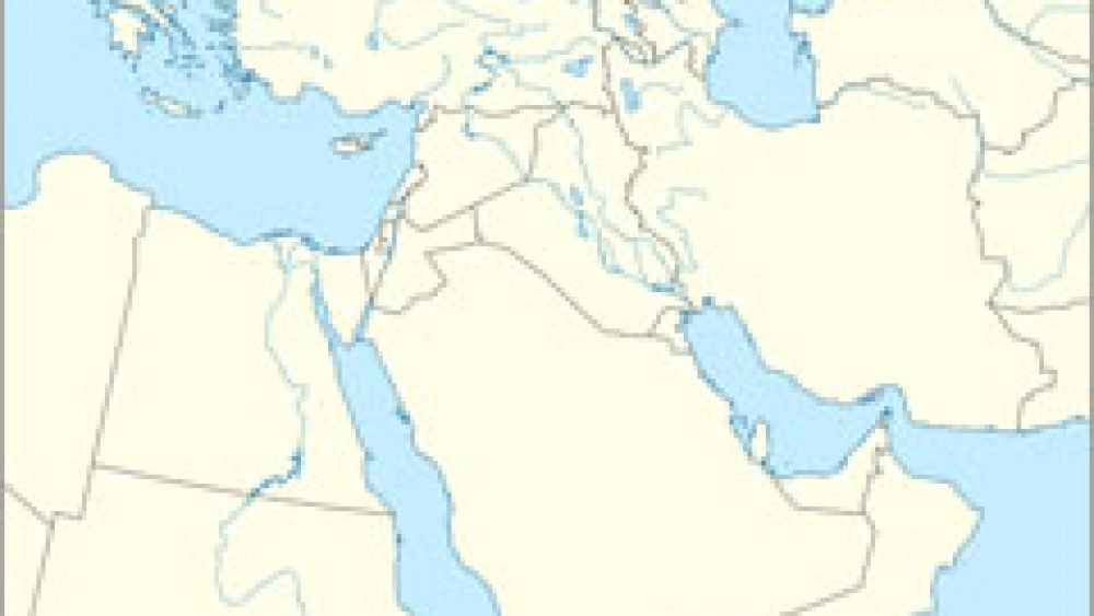 Borders Melt-Down: 100 Years After the Sykes-Picot Agreement
