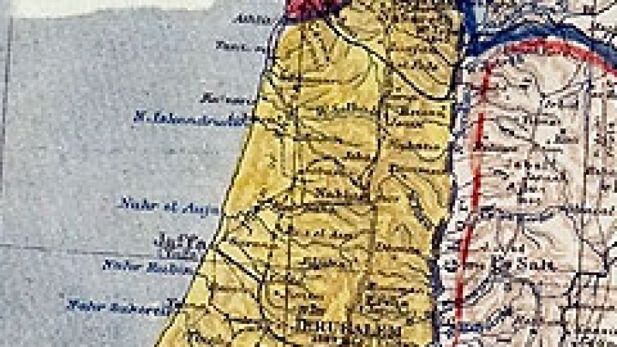 Sykes-Picot and the Zionists
