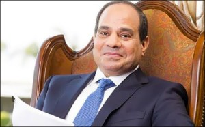 Egyptian President Abdel-Fattah al-Sisi (El-Sisi Campaign)
