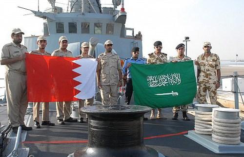 Saudi-Bahraini naval cooperation