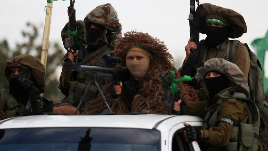 Israeli-Palestinian Coordination Against Hamas