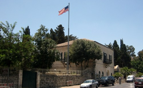 U.S. Consulate in Jerusalem