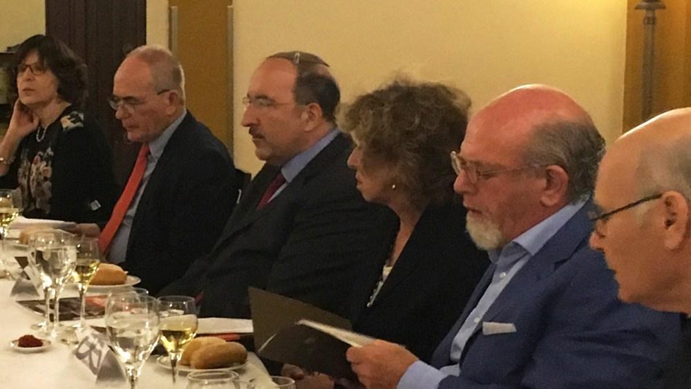Briefing for European Ambassadors on Israel's Response to Terrorism