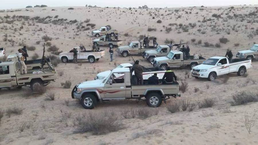 The Sinai Bedouin Accuse Hamas of Collaborating with ISIS