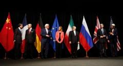 The Iran talks in Vienna, July 14, 2015